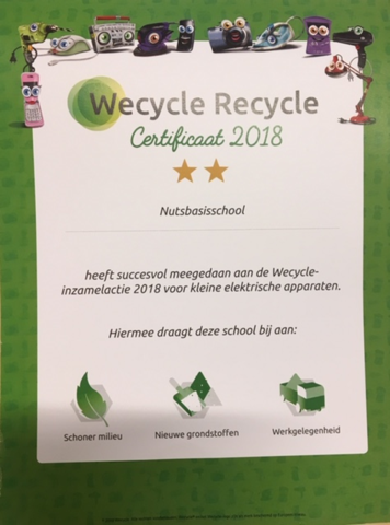 WeCycle recycle