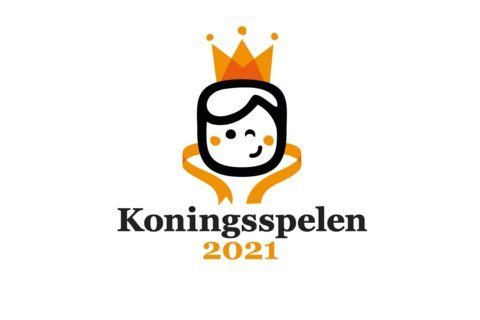 Koningsspelen logo 2021